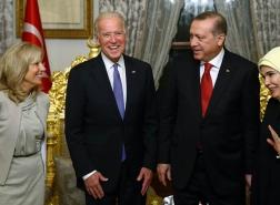 الرئيس الأمريكي يوجه دعوة إلى نظيره التركي