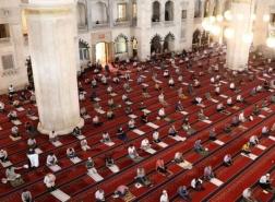 مديرية الشؤون الدينية في تركيا تصدر إرشادات رمضان للمساجد