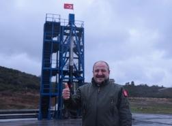 تركيا تنجح باختبار محرك صاروخ سيستخدم بإطلاق مركبة إلى القمر