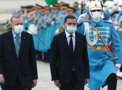 تركيا توقع مع ليبيا 5 اتفاقيات وأردوغان يعلن تسليمها 150 ألف لقاح