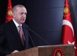 أردوغان: سنحوّل 2021 إلى عام نهضة لتركيا وشعبنا