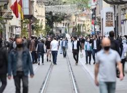 تركيا تعلن عن رقم قياسي بإصابات كورونا اليومية