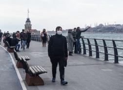 الداخلية التركية تعلن زيادة أيام حظر التجول في عموم البلاد