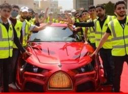 فلسطيني يصنع أول سيارة كهربائية في لبنان تحمل اسم القدس رايز