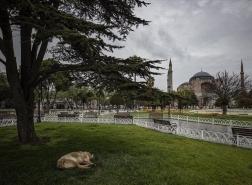 تركيا تدخل في فترة إغلاق كامل حتى 17 مايو