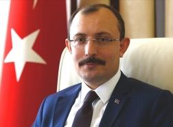 تصريحات لوزير التجارة التركي بشأن العلاقات مع مصر