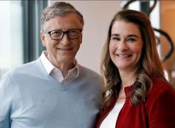 بيل غيتس ينفصل عن زوجته بعد 27 سنة من الزواج