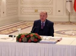 أردوغان: اجراءات جديده خلال الايام القادمة