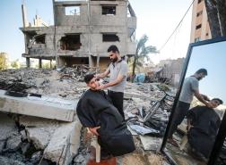 قطر تعلن تقديم 500 مليون دولار لإعادة إعمار غزة