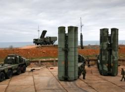 تركيا تعيد خبراء أنظمة الصواريخ الروسية S-400 إلى بلادهم