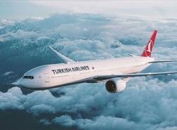 الخطوط الجوية التركية تعود إلى مستويات ما قبل الوباء