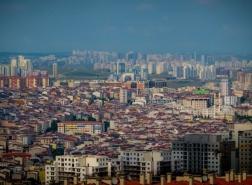 لم يبقَ أراضٍ شاغرة في منطقتين بإسطنبول