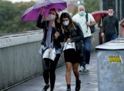 الأرصاد التركية تحذر.. عواصف وأمطار في معظم أنحاء البلاد