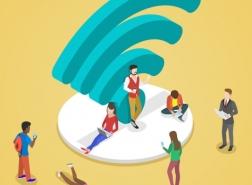 كيف يمكن حماية بياناتك عند استخدام شبكة WI FI عامة؟