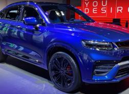 بلمسات عصرية .. منافسة  X6 الصينية تسرق الأنظار