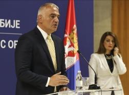 مباحثات تركية صربية لتوفير السفر المتبادل عبر البطاقات الشخصية