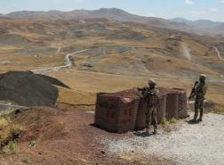 تركيا تخطط لتوسيع الجدار الحدودي مع إيران على طول 295 كم
