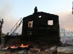 الكوارث التركية:مصرع 3 أشخاص بحرائق غابات جنوبي البلاد