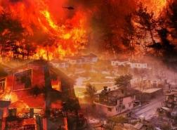 بعد حرائق الغابات الأليمة.. قطر تمد يد العون لتركيا