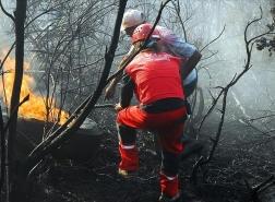 الأقلية الأكثر اضطهادا في العالم تساعد متضرري الحرائق