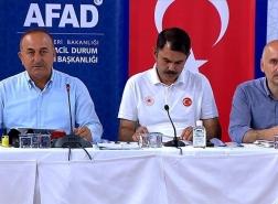 تركيا تنوي إعادة الحياة للغابات المحترقة