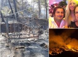 حرائق الغابات.. بريطانية تجمع التبرعات لشخص فقد كل شيء