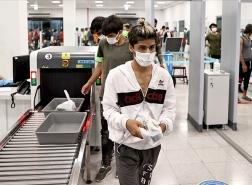 تركيا ترحل أكثر من 37 ألف مهاجر غير نظامي