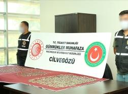 تركيا تحبط عملية تهريب عملات أثرية من سوريا
