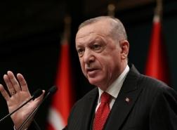 أردوغان يعزي أقارب ضحايا طائرة بي-200 الروسية