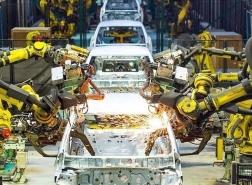 إرتفاع إنتاج السيارت في تركيا خلال ال7 أشهر الماضية
