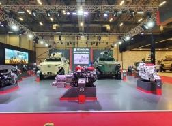 تركيا.. آيدف يستعرض محرك عربات عسكرية محليا للمرة الأولى