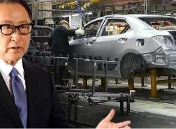 أزمة في صناعة السيارات.. تويوتا تقرر خفض انتاجها 40 بالمائة
