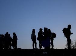 احتجاز 800 مهاجر غير نظامي في أنحاء تركيا