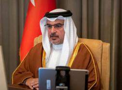 تصريحات لولي عهد البحرين حول تنمية العلاقات مع تركيا
