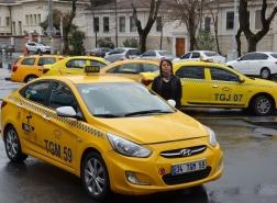 تفاقم مشكلات سيارات الأجرة في إسطنبول