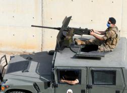 إصابة 5 في اشتباكات دامية أمام محطة وقود في لبنان