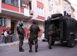 يحملون جنسية عربية.. الأمن التركي يوقف 5 مشتبهين بتمويل داعش