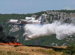 تركيا تقرر شراء 5 طائرات مخصصة لإطفاء الحرائق
