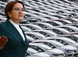 رئيسة حزب تركي معارض تعد المواطنين بإزالة ضرائب السيارات