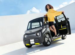 قيادتها لا تتطلب رخصة.. سيارة كهربائية من أوبل بـ7000 دولار