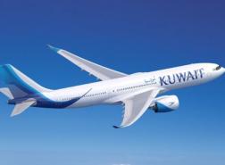 الخطوط الكويتية تستأنف رحلاتها إلى مصر بعد عام من التوقف