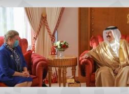 عاهل البحرين: التعاون مع تركيا يشهد نموا
