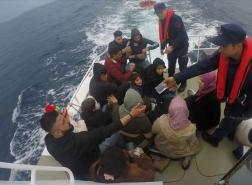 الداخلية التركية: ضبط 95 ألف مهاجر منذ بداية العام