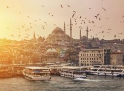 تركيا تخطط لجلب 33 مليار دولار من عائدات السياحة