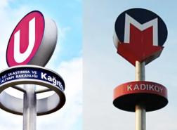 شعار المترو يثير خلافا بين وزارة النقل وبلدية إسطنبول