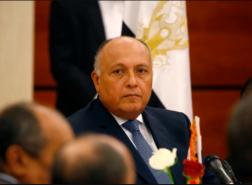 ماذا قال وزير الخارجية المصري عن استعادة العلاقات مع تركيا؟