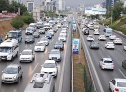 تصاعد الاختناقات المرورية في إسطنبول مع افتتاح المدارس
