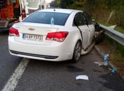 حادث سير يودي بحياة زوجين عراقيين بجنوب تركيا