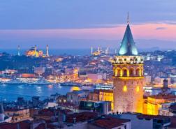 مجلة أمريكية تختار إسطنبول كأفضل مدينة أوروبية 2021