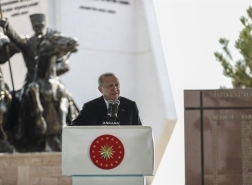 أردوغان: تركيا تمضي نحو 2023 دون أي قلق
